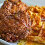 Chix-Waffles-Huffman-House-Breakfast